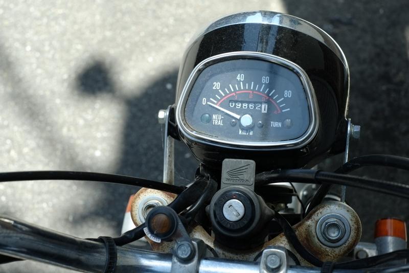 ホンダの小型バイクブログ
