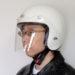 バイクのヘルメットと眼鏡の相性